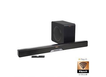 Klipsch RSB-14 Soundbar (Black)