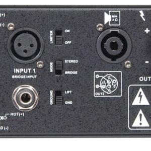 Citronic PPX300 2U 19in POWER AMPLIFIER