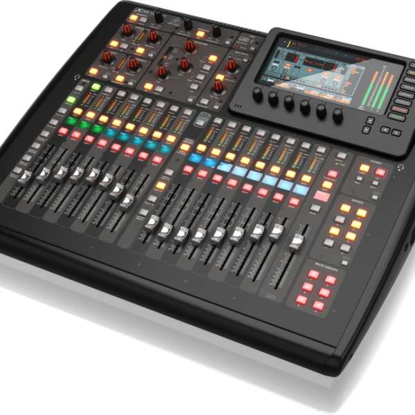 Behringer x32compact purpleonline for Firewire mixer motorized faders