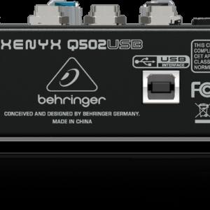 Behringer XENYX Q502USB