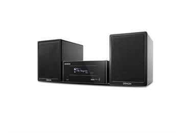 DENON CEOL PICCOLO N4 MINI SYSTEM (BLACK)